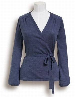 Sweater For Women: Wrap Sweater